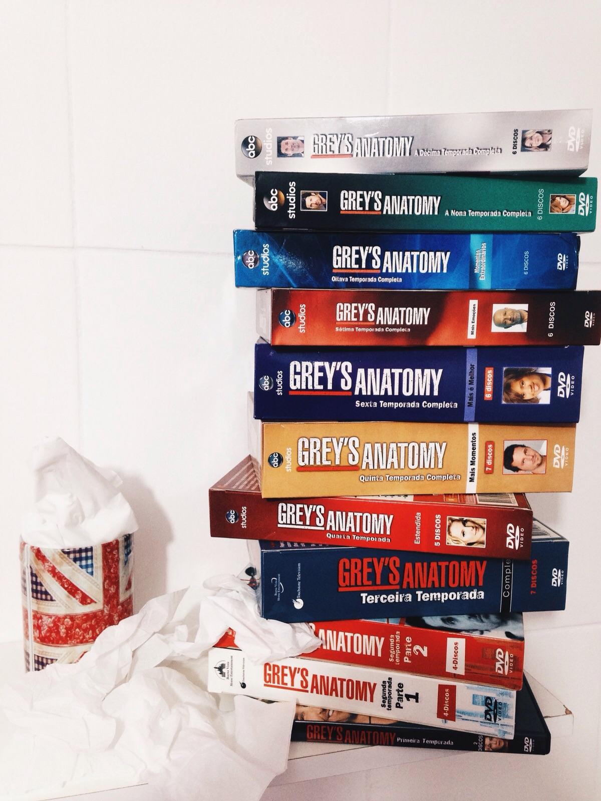 Dez Motivos Para Voc No Assistir Greys Anatomy Manual De