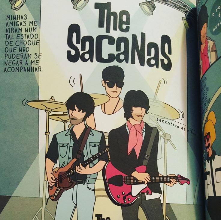 the-sacanas