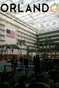 acredita que isso é um hotel dentro do Aeroporto?