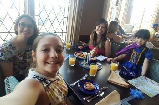 Mesa de Princesas ♥