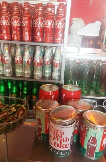 Tudo da Coca-Cola