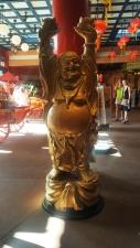 Buda em Pé
