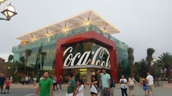 Loja LINDA da Coca-Cola